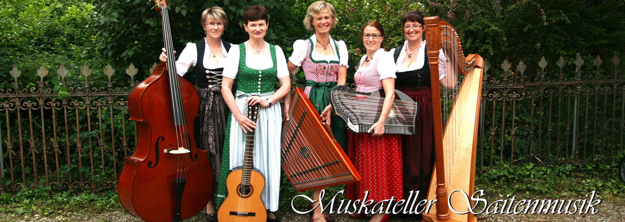 Muskateller Saitenmusik